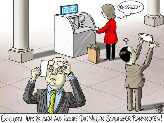 Karikaturen | Freitags-Witze