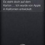 Siri - Woher kommst du?
