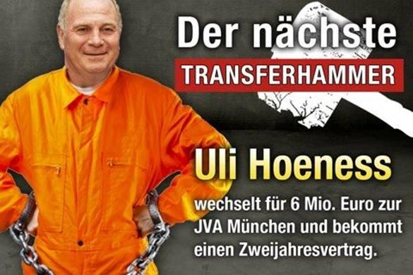 Uli Hoeness - Steuerskandal