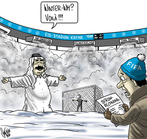 Winter WM Katar 2022