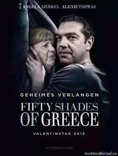 Fifty shades of Greece