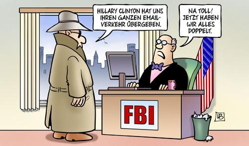 FBI Überwachung