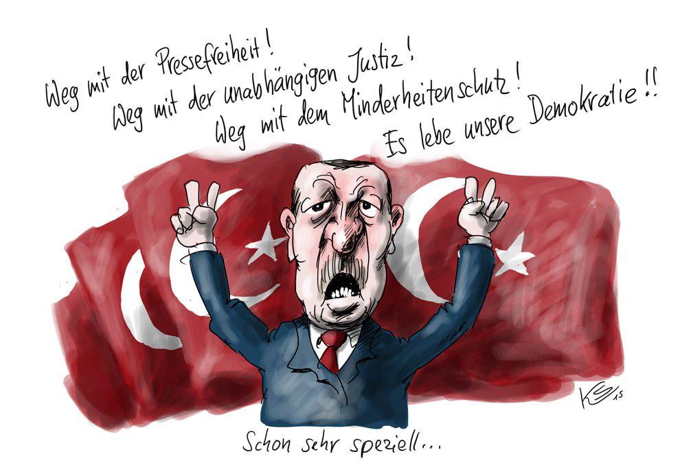 Türkei: Demokratie mal anders