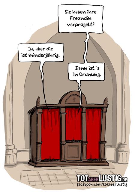 Kirche und Minderjährige