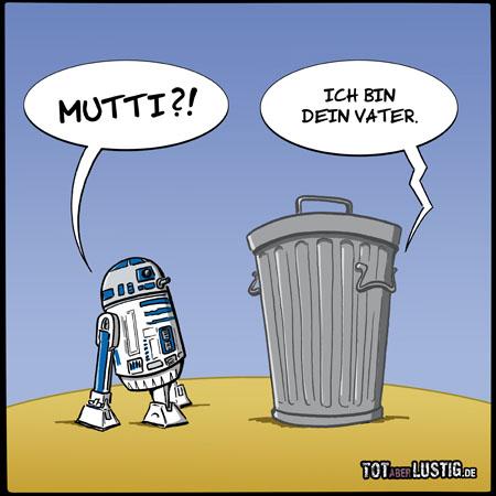 Star Wars: Ich bin dein Vater