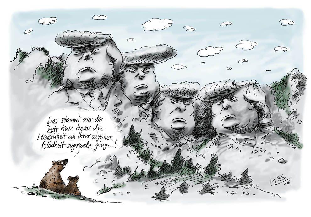 USA: Wenn Trump gewählt wird