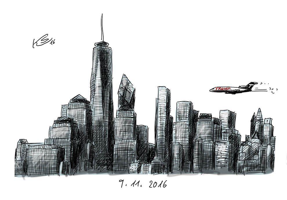 9.11.2016 - Trump for President