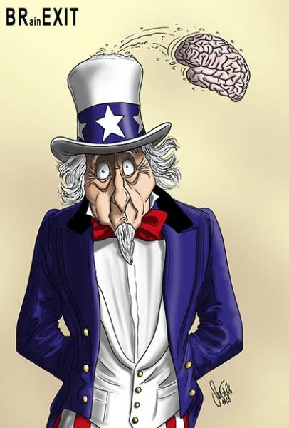BrainExit: USA wählt Donald Trump zum 45. Präsidenten