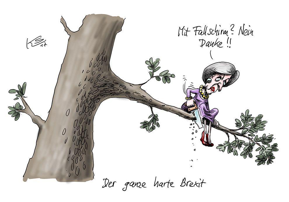 Brexit: Hart oder weich?