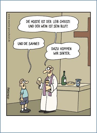 lustige Kirchenwitze