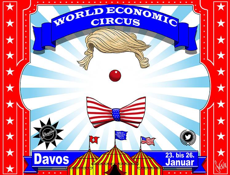 WEF 2018 in Davos