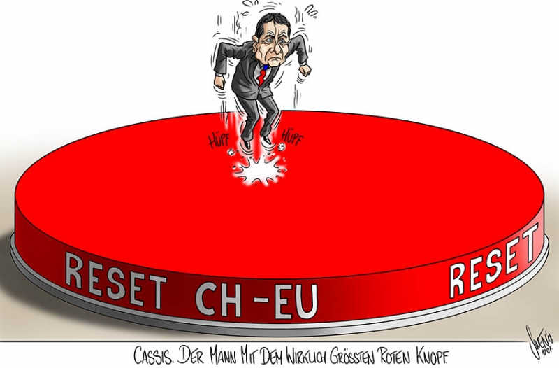 Resetknopf: CH vs. EU
