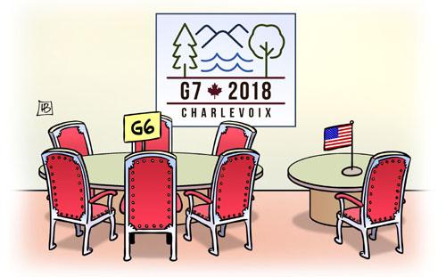 G6 - Plus Eins