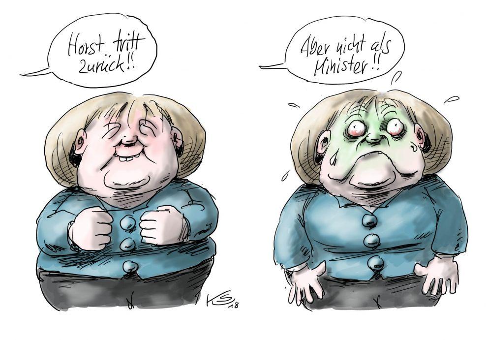 Horst Seehofer tritt zurück