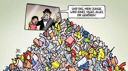 Müll-Konferenz in Genf