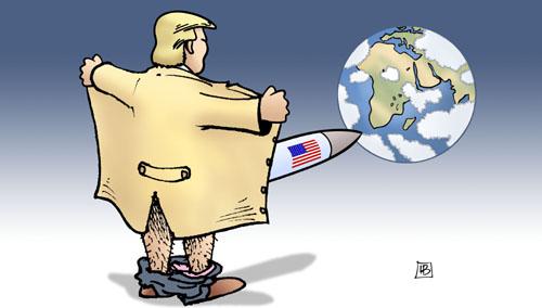 Nach INF-Vertragsende: Trump hat den Grössten
